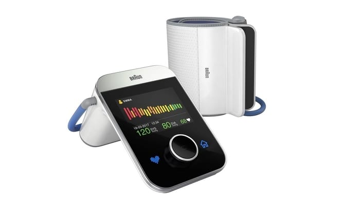 Best Blood Pressure Monitor Brands - Braun