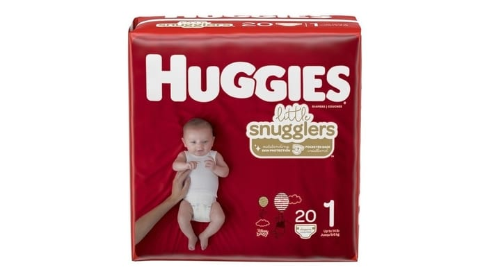 Best Diaper Brands - Huggies