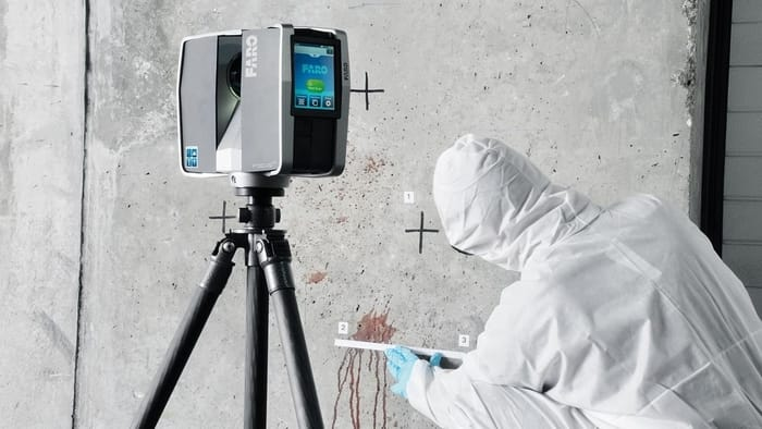 Best Long-Range Laser 3D Scanner Brands - Faro
