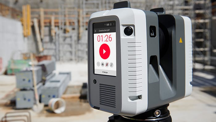 Best Long-Range Laser 3D Scanner Brands - Leica