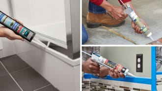 Best Silicone Sealant and Caulk Brands