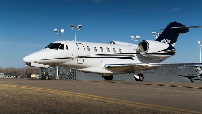 Top Business Jet Manufacturers - Cessna