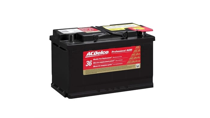 Top Car Battery Brands - ACDelco