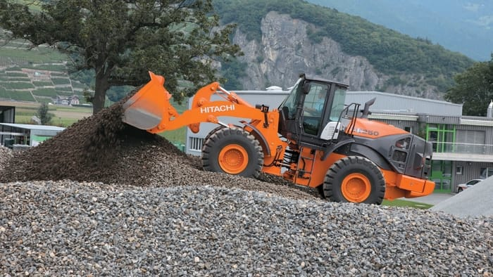 Top Construction Equipment Manufacturers - Hitachi Construction Machinery