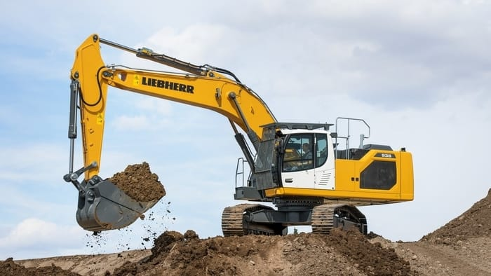 Top Construction Equipment Manufacturers - Liebherr Group
