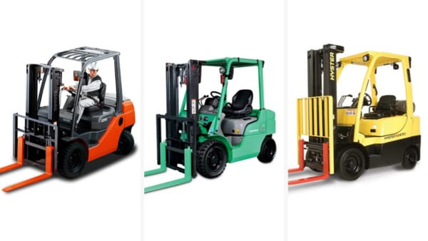 Top Forklift Manufacturers