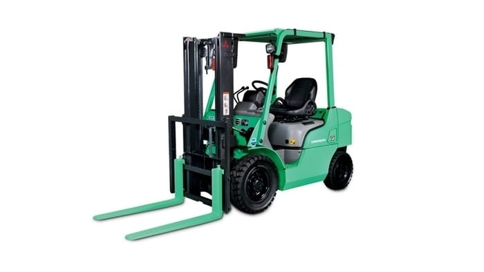 Top Forklift Manufacturers - Mitsubishi Logisnext Co.
