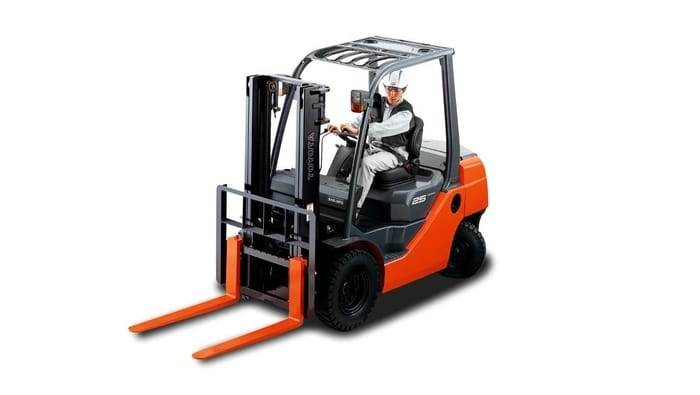 Top Forklift Manufacturers - Toyota Industries Corporation