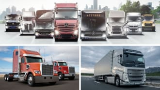Top Truck Manufacturers