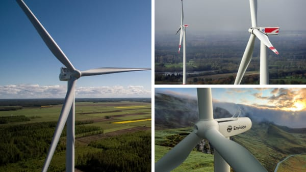 Top Wind Turbine Manufacturers