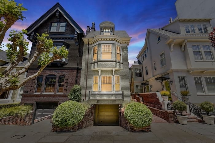 Luxury Homes for Sale in San Francisco, California