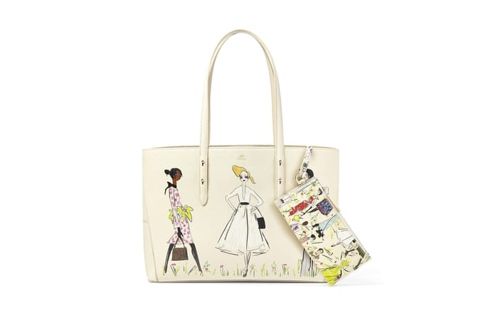 Aspinal of London Giles x Aspinal Regent Tote - Model: 042-2171