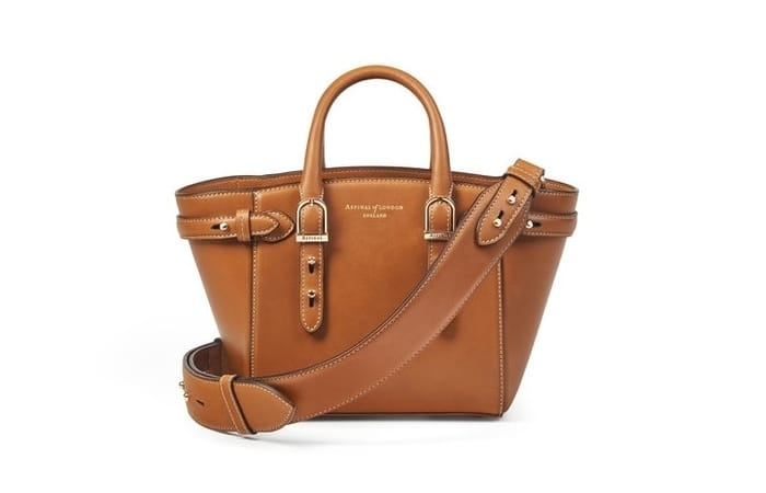 Aspinal of London Mini Marylebone Tote - Model: 042-2319