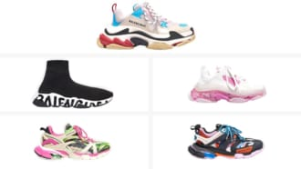 Balenciaga Sneakers for Women