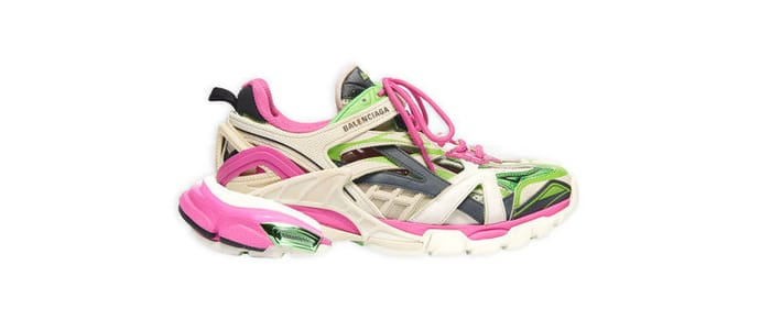Balenciaga Sneakers for Women - Track.2 Sneaker