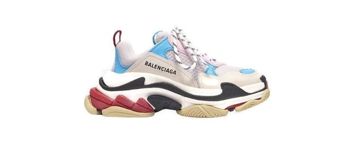 Balenciaga Sneakers for Women - Trainers Triple S