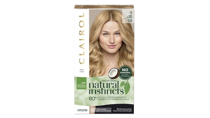 Best At-Home Hair Color Brands - Clairol