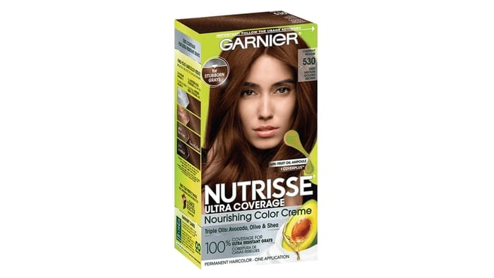 Best At-Home Hair Color Brands - Garnier