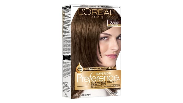 Best At-Home Hair Color Brands - L'Oreal Paris