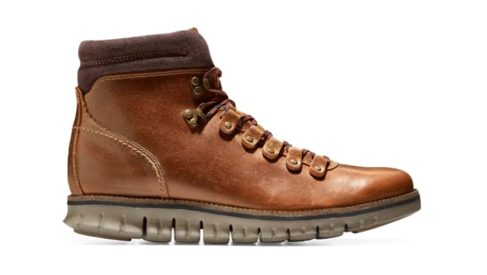 Best Boots for Men - Cole Haan Zerogrand Waterproof Leather Hiker Boots