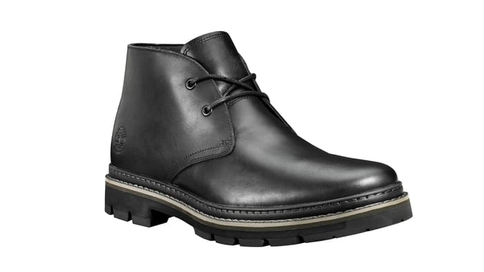 Best Boots for Men - Timberland Port Union Waterproof Chukka Boot