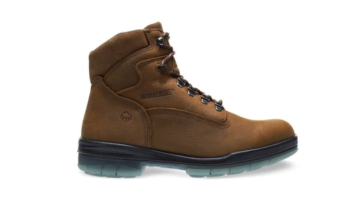 Best Boots for Men - Wolverine I-90 DuraShocks Waterproof Insulated 6 inch Work Boot (W03226)