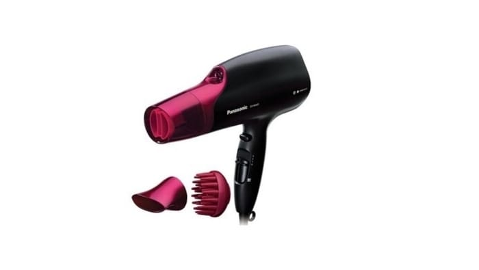 Best Hair Dryers - Panasonic Nanoe Moisture Infusion Hair Dryer EH-NA65-K