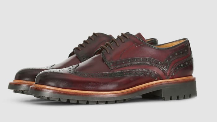 Best Italian Shoe Brands - Oliver Sweeney
