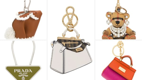Best Luxury Keychains and Keyrings