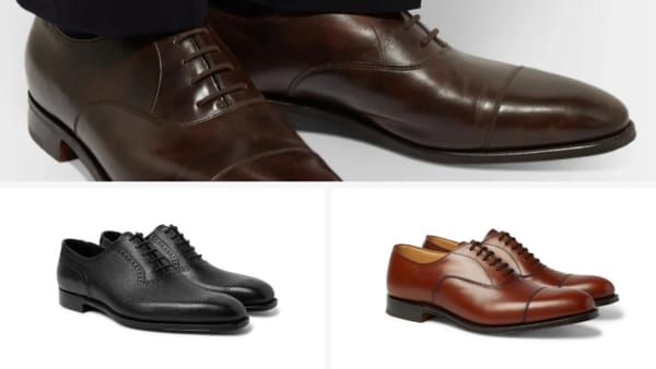 Best Luxury Oxford Shoes