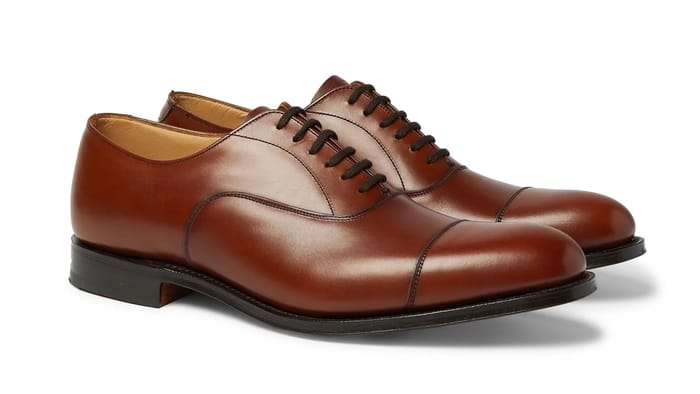 Best Luxury Oxford Shoes - Church's Dubai Polished-Leather Oxford Shoes