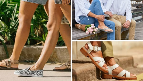 Best Sandal Brands