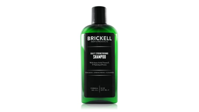 Best Shampoo Brands For Men - Brickell