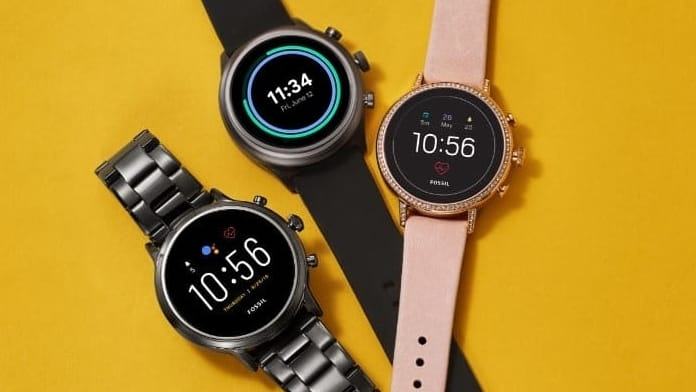 Best Smartwatch Brands - Fossil