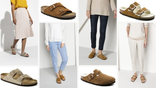 Birkenstock Slippers for Women