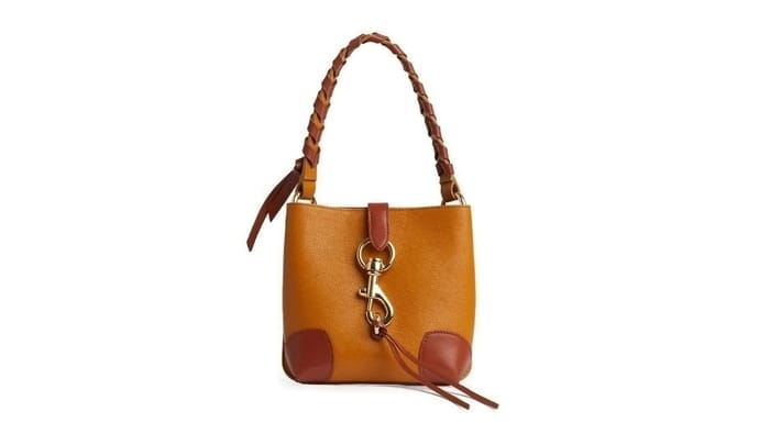 Rebecca Minkoff Megan Mini Feed Bag With Whipstitch