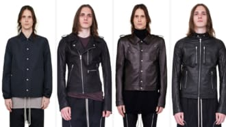 Rick Owens Jackets for Men