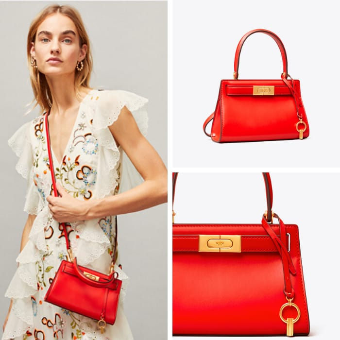 Tory Burch Handbags - Lee Radziwill Petite Bag