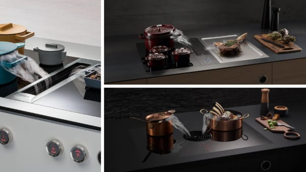 BORA Revolutionary Cooktops and Extractors