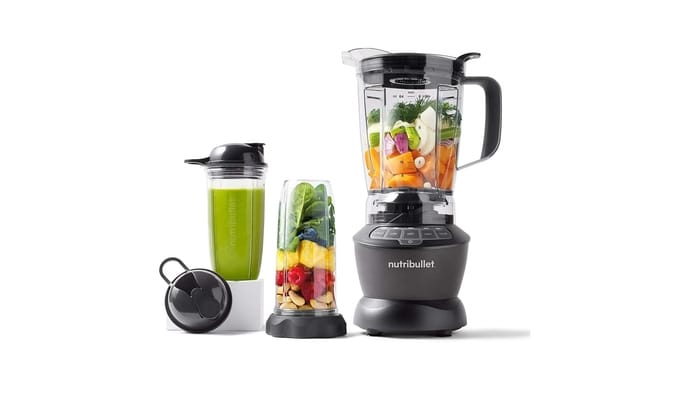Best Blenders - NutriBullet ZNBF30500Z Blender Combo