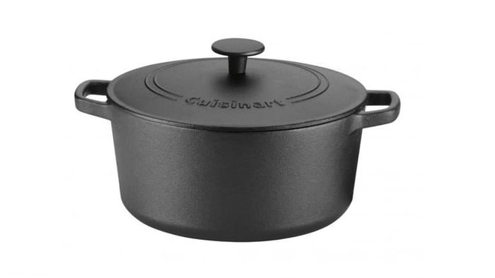 Best Cast Iron Cookware Brands - Cuisinart