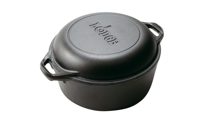 Best Cast Iron Cookware Brands - Lodge Cast Iron