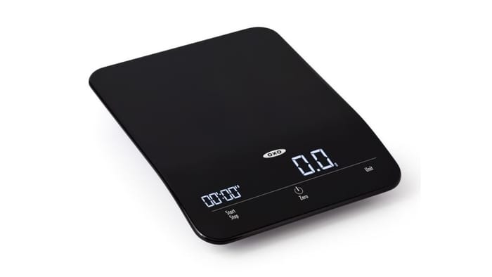 Best Kitchen Scales - OXO Precision Scale with Timer