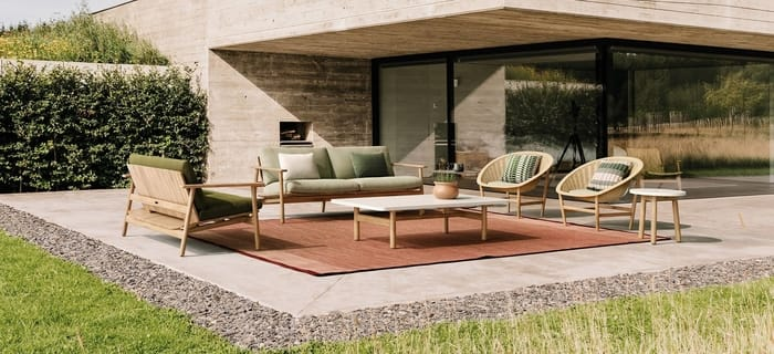 Best Outdoor Furniture Brands - Kettal