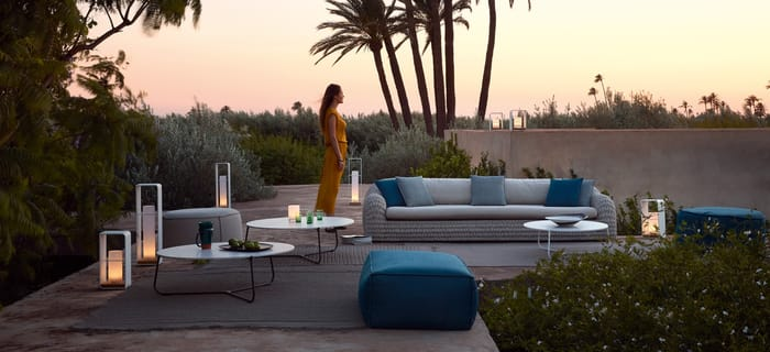 Best Outdoor Furniture Brands - Manutti
