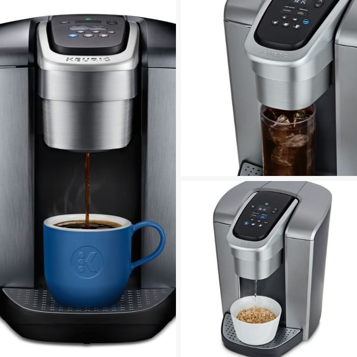 Best Single Serve Coffee Makers - Keurig K-Elite Single Serve Coffee Maker