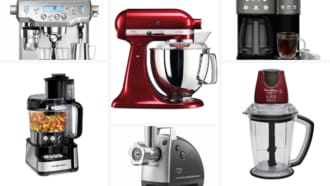 Best Small Kitchen Appliance Brands