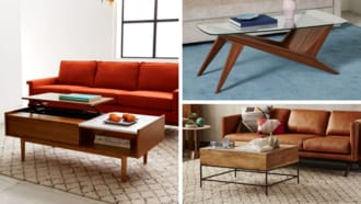 Best West Elm Coffee Tables