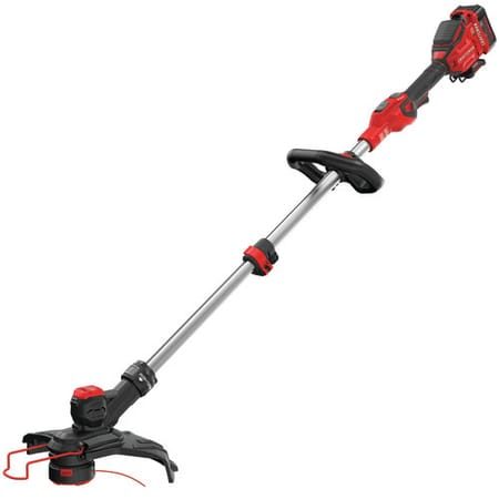 CRAFTSMAN V20 WEEDWACKER Cordless String Trimmer with Push Button Feed Kit, 13-Inch