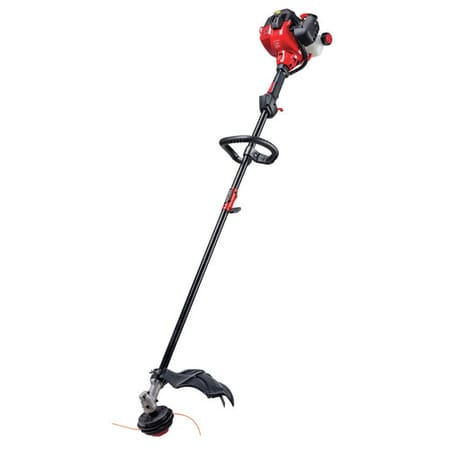 CRAFTSMAN 27-cc 2-cycle 17-in Attachment Capable Straight Shaft Gas WEEDWACKER String Trimmer with Attachment Capability